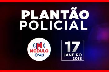 Plantão Policial Módulo FM 17/01/2018