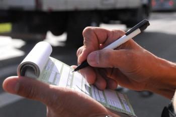 Dinheiro colhido com multas de trânsito em Patrocínio não é suficiente para o setor, diz SESTRAN