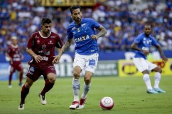 CAP perdeu para o Cruzeiro: só suportou o primeiro tempo de pressão; Raniel fez a diferença e Ademir fez falta ao time Grená