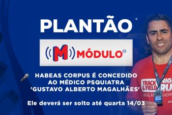 Habeas corpus é concedido ao Médico Psiquiatra Gustavo Alberto Magalhães.