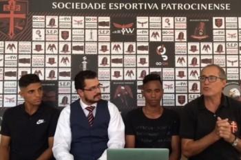 SEP está pronta para o Campeonato Mineiro da Segunda Divisão e chega a Patrocínio nos proximos dias