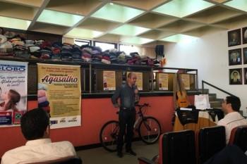 Campanha do Agasalho de Patrocínio coleta 3 mil peças de roupa