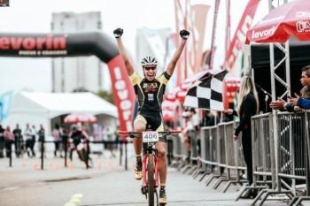 Ciclista patrocinense Danilo Carvalho conquista título na categoria júnior da CIMTB Levorin