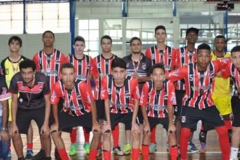 Equipe de futsal Sub-17 do PTC vence o Filadélfia no quadrangular final do Campeonato Mineiro e segue na disputa pelo título