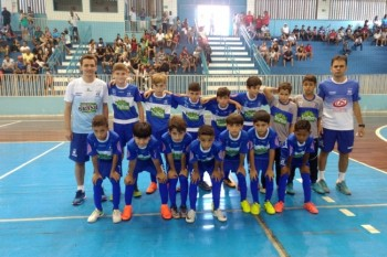 Equipes de futsal do Catiguá se classificam para as finais do interior e semifinais do Campeonato Mineiro em três categorias