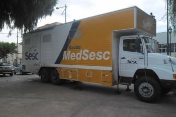 """Abertura oficial do projeto """"MedSesc Oftalmologia"""" será realizada na quarta-feira"""