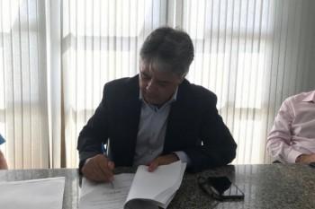 Rizzo Parking firma contrato para administração da Zona Azul em Patrocínio