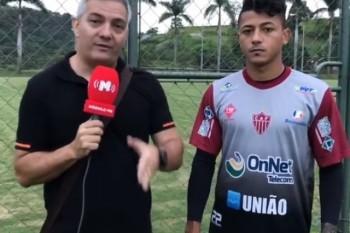 CAP ganha o reforço do meio-de-campo Dedê para confronto contra o Cruzeiro neste sábado