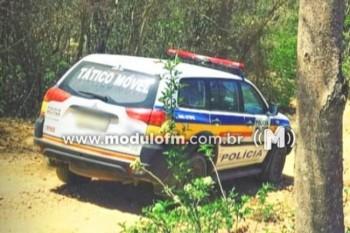 Dono de Bar é preso na região de Macaúba