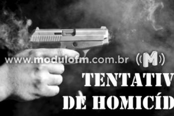 Jovem de 22 anos é vítima de tentativa de homicídio no bairro Enéas