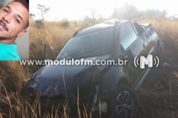 Jovem patrocinense morre em grave acidente na BR-262 em...