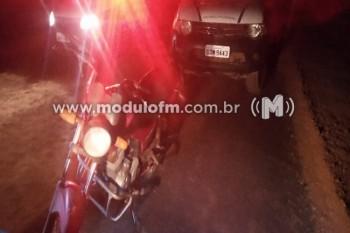 Bandidos assaltam posto e restaurante em Salitre de Minas...