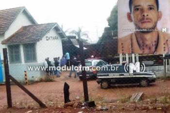 Homem é encontrado morto na linha férrea em Catiara
