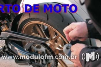 Homem invade residência e furta motocicleta no bairro Morada...