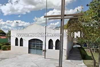 Igreja de Nossa Senhora do Rosário será reconstruída