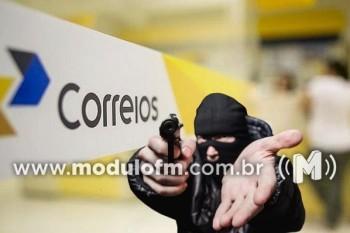 Agência dos Correios é assaltada em Serra do Salitre