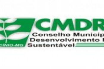 CMDRS realiza reunião na próxima quarta-feira