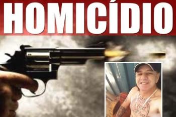 Dono de bar é assassinado a tiros no bairro Serra Negra