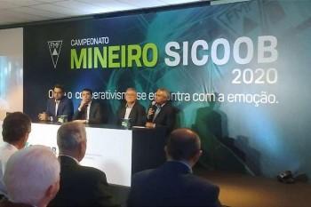 FMF divulga tabela do Campeonato Mineiro 2020 e CAP...