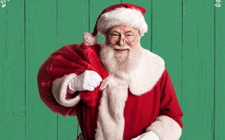 Papai Noel chega neste sábado em Patrocínio