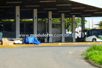 Foragido da Justiça é preso no terminal rodoviário de...