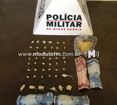 Imagem 1 do post Menor é apreendido após polícia encontrar droga escondida em fraldas de bebê