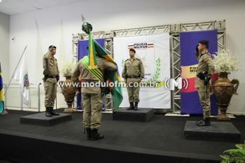 Cerimônia de Passagem de Comando do 46º BPM