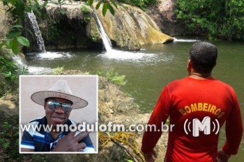Jovem morre afogado na Cachoeira dos Lemos em Patrocínio