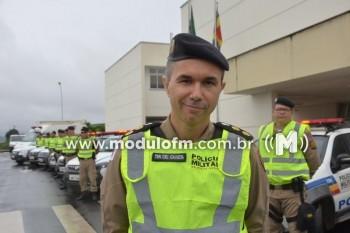 Polícia Militar de Patrocínio tem novo comandante