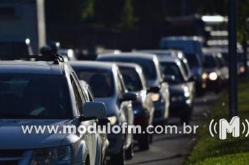 Quatro veículos  são furtados nos primeiros dias do...