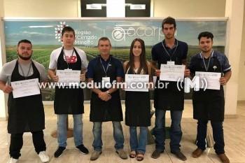 ACARPA forma turma do Curso de Classificação e Degustação de Café