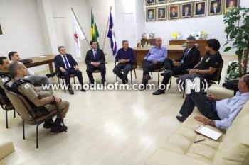 Delegacia da Polícia Federal deve ser instalada em Patos de Minas
