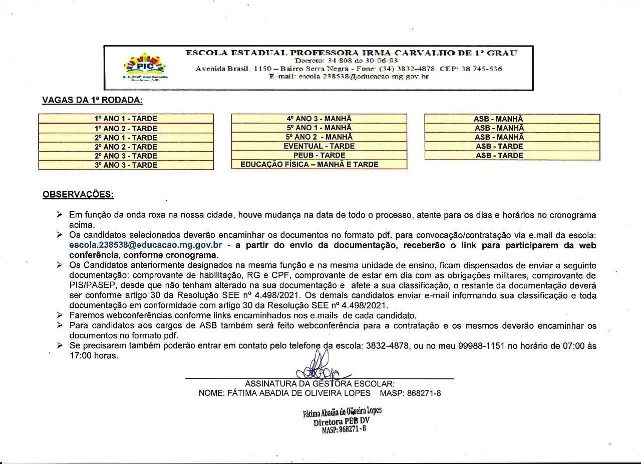 050321-E PROF IRMA CARVALHO PARTE 2