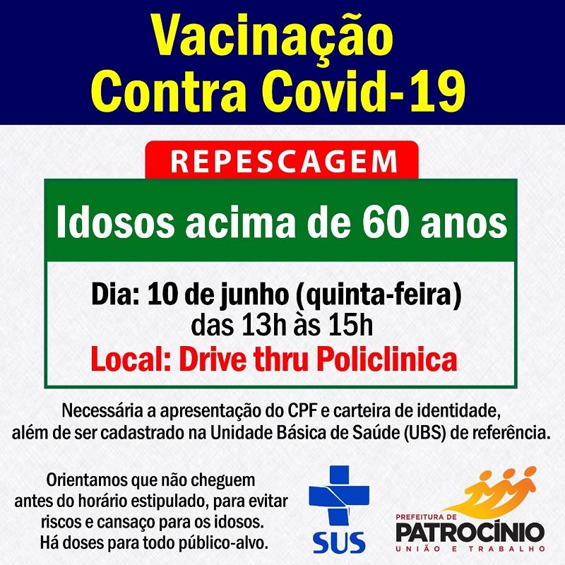 10-06-2021 - Vacinacao idosos dia 10