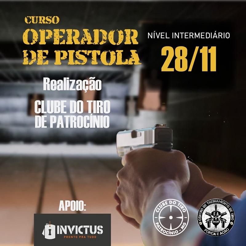 19-11-2020 Curso Operador Pistola