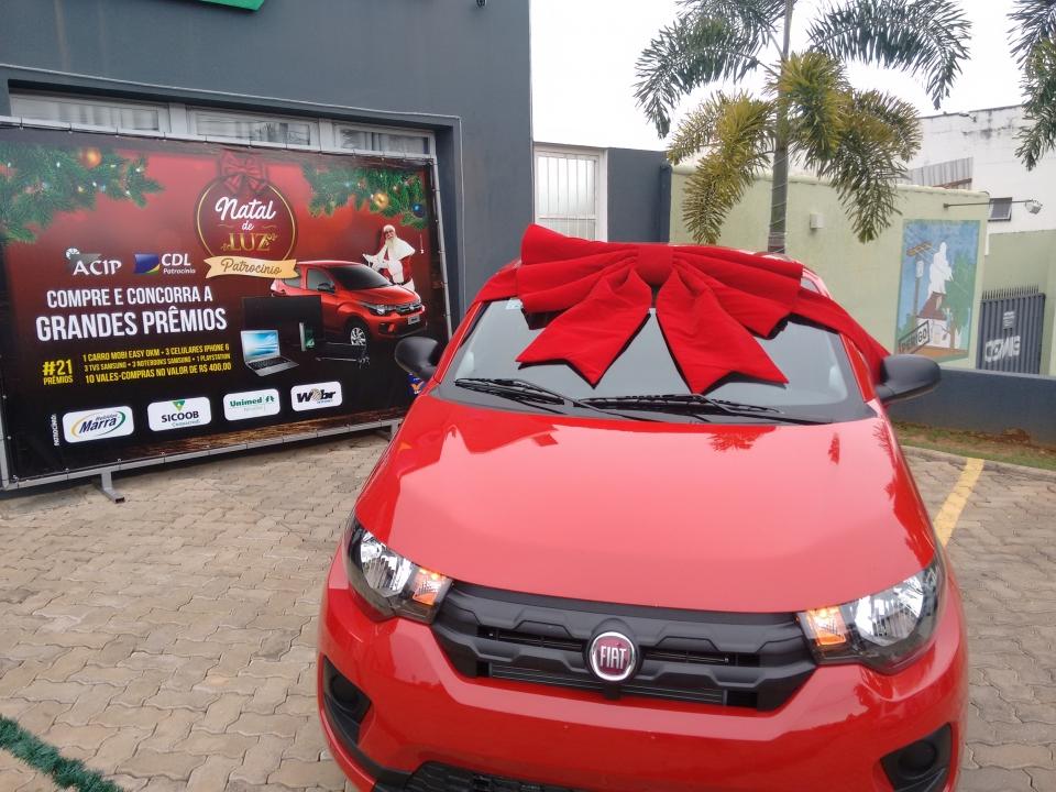 ACIP e CDL realizam sorteio da campanha Natal de...