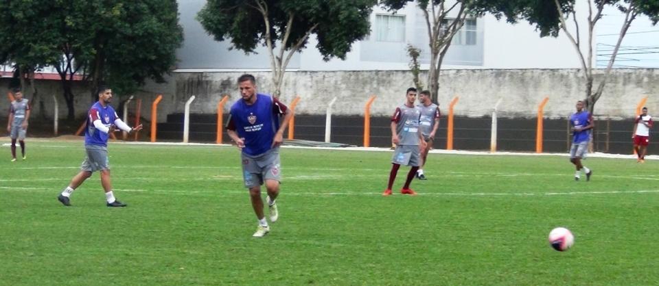 PROBLEMA. Demora na liberação do PAN para treinamento gera insatisfação do CAP próximo da estreia no Mineiro