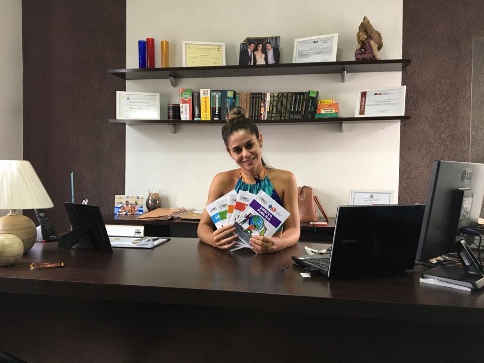 "OAB inicia projeto ""Direito na Escola"""