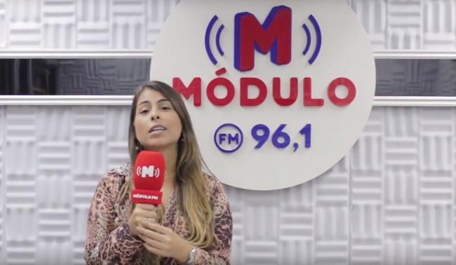 Minuto da OAB na Módulo FM com Eduarda Sieira
