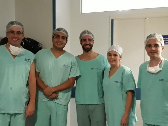 Med Center realiza primeira cirurgia bariátrica de sua história