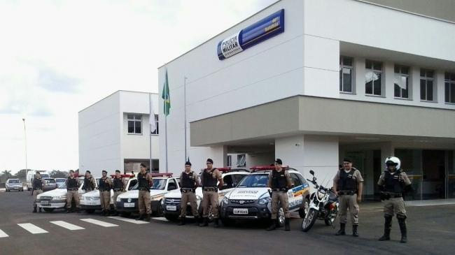 Polícia Militar de Patrocínio intensifica segurança do transporte público