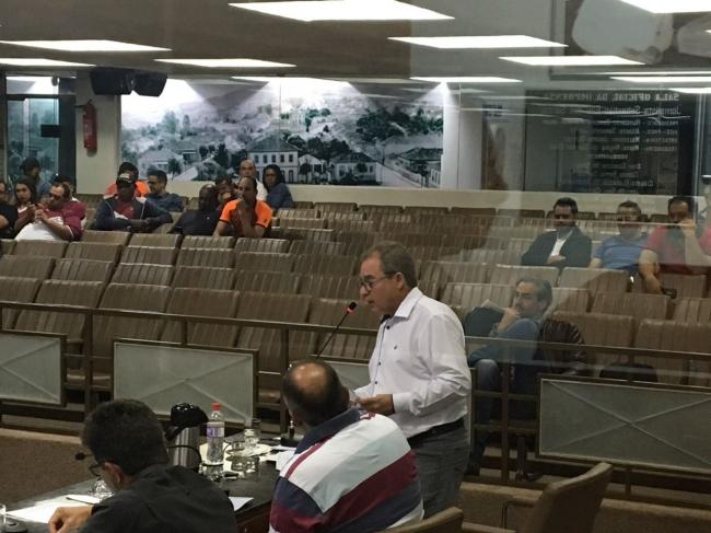Projeto de lei para retirada de sucatas da cidade é aprovado na Câmara Municipal de Patrocínio