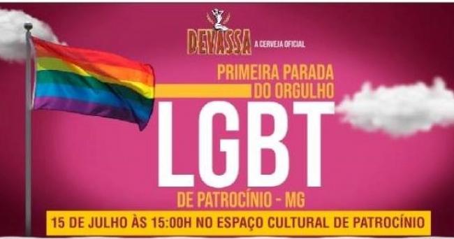 Apresentação de peça teatral e palestra dão início as atividades da 1º Parada do Orgulho LGBT de Patrocínio
