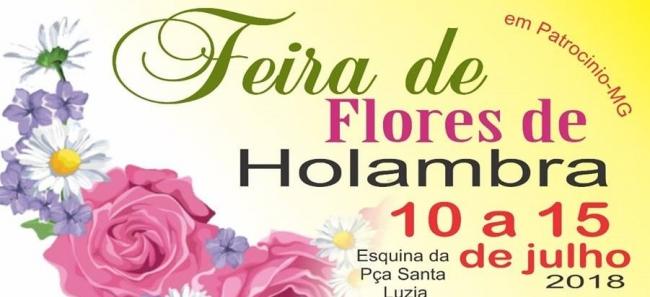 Novo caminhão de flores chega a Patrocínio para a Feira de Flores de Holambra
