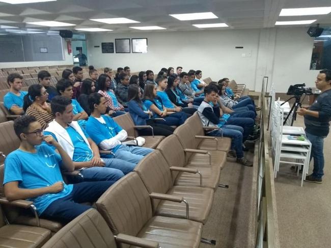 Rede Cidadã ajuda jovens patrocinenses a serem inseridos no mercado de trabalho