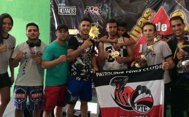 Equipe de jiu-jitsu do PTC conquista 3º lugar geral no Minas Open de Jiu-Jitsu