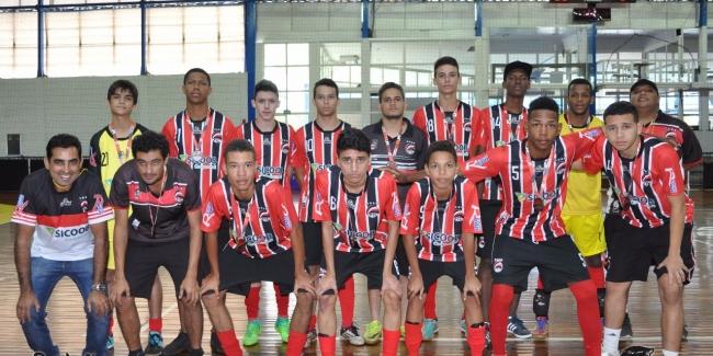 PTC disputa quadrangular final do Mineiro do interior Sub-17 jogando em casa