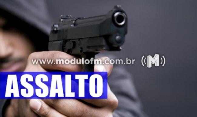 Bandidos assaltam Casa de Carnes no bairro Morada Nova