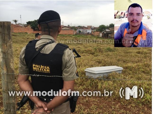 Corpo de homem é encontrado sem vida no bairro Enéas