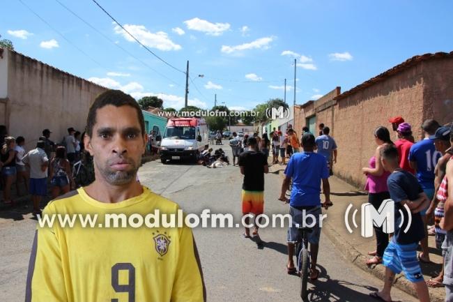 Homem de 37 anos é morto a tiros no Bairro Santo Antônio